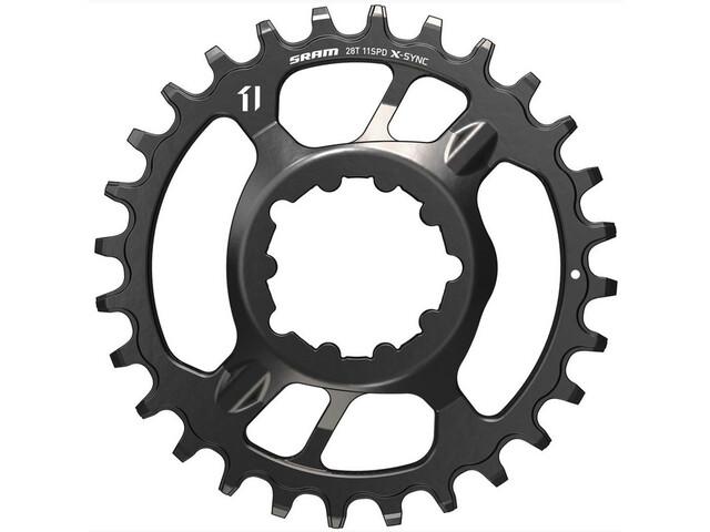 SRAM MTB Chainring Direct Mount 11-fold black
